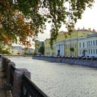 Набережная реки Мойки. :: Владимир Гилясев