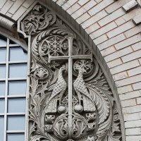 Церковь Казанской иконы Божией Матери :: Вера Моисеева