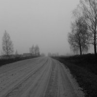 Дорога домой :: Елена Протас