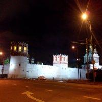 Новодевичий монастырь :: Павел Михалев