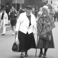Да....были люди в наше время.... :: Tatiana Markova