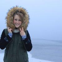 Мисс очаровательная улыбка :: Александра Ермолова