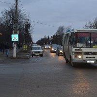 Зима в Старой Руссе-2 :: Sergey Serebrykov