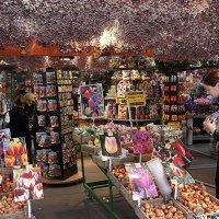 Цветочный рынок Амстердама :: Елена Павлова (Смолова)