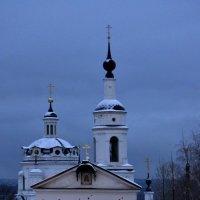 Свято – Никольский Черноостровский женский монастырь :: Роман Романов