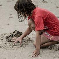 Невинная детская любовь :: Elena Agaeva