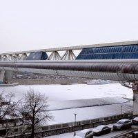 "Мост ""Багратион"" :: Владимир Болдырев"