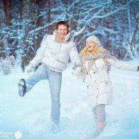 Зимняя фотосессия «В ожидании чуда» :: Наталья Жукова