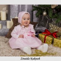 Маленькая Катя :: Зинаида Кукреш