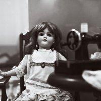 Жизнь одной куклы... :: Julia Posokhova