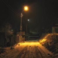 Ночь, улица, фонарь :: Иван Анисимов