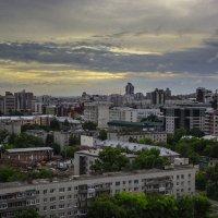 С крыши :: Антонина
