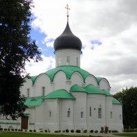 Собор Троицы Живоначальной, 1513 год. :: Елена