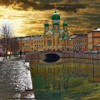 Исидоровская церковь :: Владимир Матва