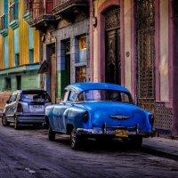 Машинки Гаваны :: Анна Корсакова