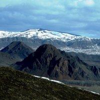 Снег в горах :: Ольга Иргит