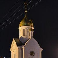 Часовня во имя Святителя и Чудотворца Николая (Новосибирск)... :: Sergey Kuznetcov