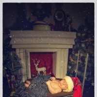 Рождественская ночь ! :: Евгения Малютина