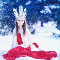 Снежная королева :: Алёна Вихарева