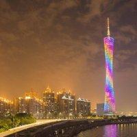 телебашня в Гуанжоу :: Dmitriy Sagurov