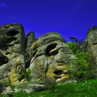 Скала Хой-Кая.(Знаменитая Катька.) :: Yoris2012 Lp.,by >hbq/