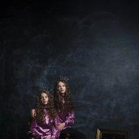 Арина и Татьяна :: Александр Горбачев
