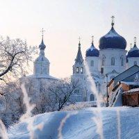 Свято-Боголюбский монастырь, село Боголюбово. Владимирская область :: Алексей Оводов