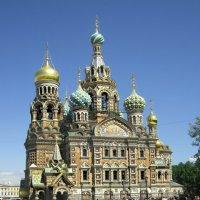 Храм Спаса-на Крови... :: Tatiana Markova