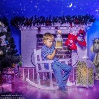 Сказочное новогоднее детство :: Ирина Митрофанова студия Мона Лиза
