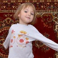 Танцы перед сном :: Митя Rogachev