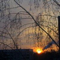 На закате . :: Мила Бовкун