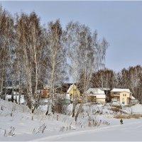 Пешком на дачу :: Дмитрий Конев