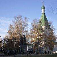 Михайло-Архангельский собор в Нижнем Новгороде :: Александр Табаков