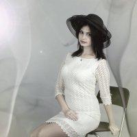 вуаль :: Мария Жуковская