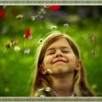 Головокружение от запаха летних цветов :: Лидия (naum.lidiya)