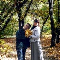 Наташа и Андрей :: лиана алексеева