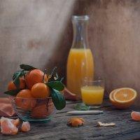 Апельсино-мандариновое настроение. :: korolain