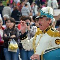 В городском саду играет духовой оркестр… :: Anna Gornostayeva