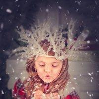 Рождественское волшебство :: Евгения Малютина