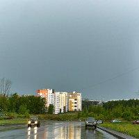 Дождливо... :: Vitali Belyaev