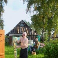 Богатырь из Филисова :: Валерий Талашов