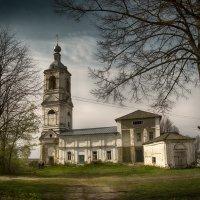 Церковь Петра и Павла в Большом Селе Ярославской области. :: Алексадр Мякшин