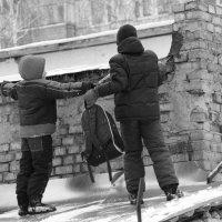Мальчишки... :: Валерия  Полещикова