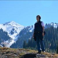 Когда я говорю с горами... :: Anna Gornostayeva