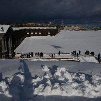 Но ведь были же зимы в русский селеньях...) :: tipchik