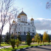 Кафедральный собор Патриарха Московского и Всея Руси :: Galina Leskova