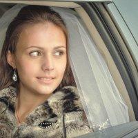 в машине :: Юлия Другова