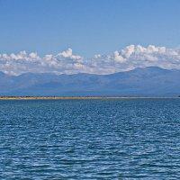 Панорама Баргузинского хребта :: val-isaew2010 Валерий Исаев