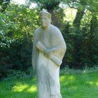 Памятник Миколашу Карлаху :: Наиля