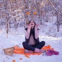 Фотосессия, декабрь 2014 :: Виктория Абрамова